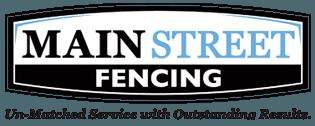 Main Street Fencing - Logo