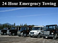 Auto Repair Services - Weed, CA - Black Butte Towing & Recycling