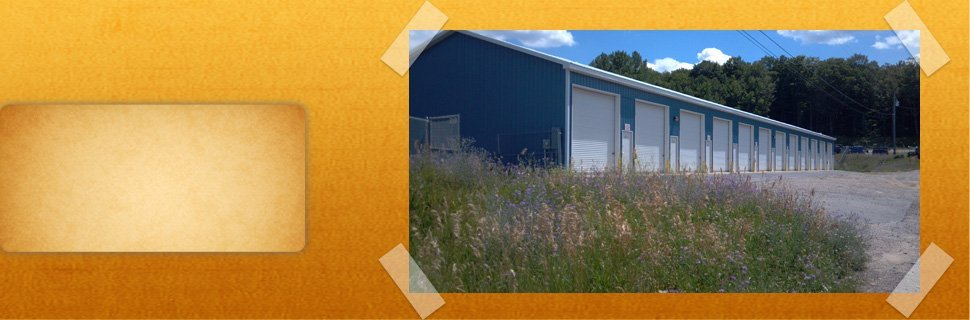 Self Storage Units | Traverse City, MI | M72 West Self Storage | 231-941-9002