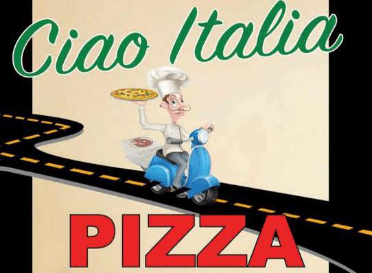 Ciao Italia Pizza-Logo