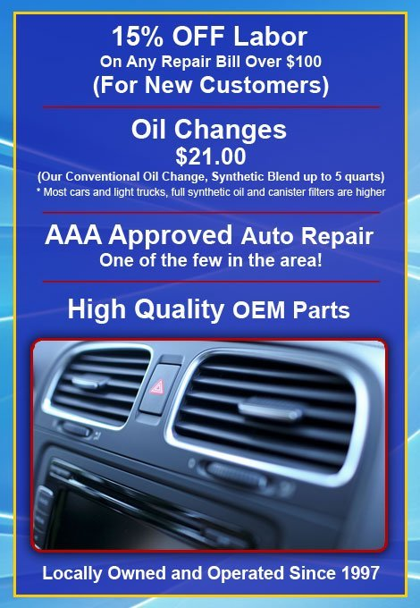 Air Conditioning - Las Vegas, NV - Arts Auto Service