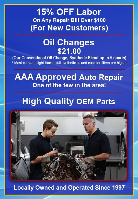 Auto Mechanic - Las Vegas, NV - Arts Auto Service