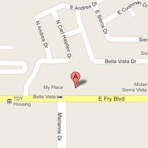 Golden Phoenix  - 1173 E. Fry Blvd. Sierra Vista, AZ 85635