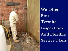 Pest Control  - Dayton, OH - A-Abel Exterminating Co. - Pest Control - We Offer Free Termite Inspections And Flexible Service Plans.