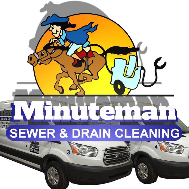 Minuteman Sewer Amp Drain Cleaning Plumbing Jackson Mi