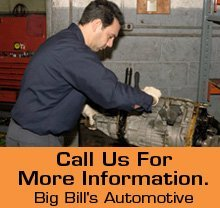 Auto Repair - Lawrence, KS - Big Bill's Automotive