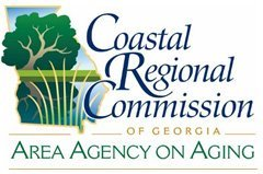 Coastal Regional Commission Area Agency on Aging - Logo