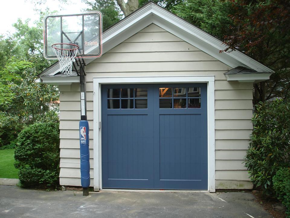 Custom Residential Garage Door