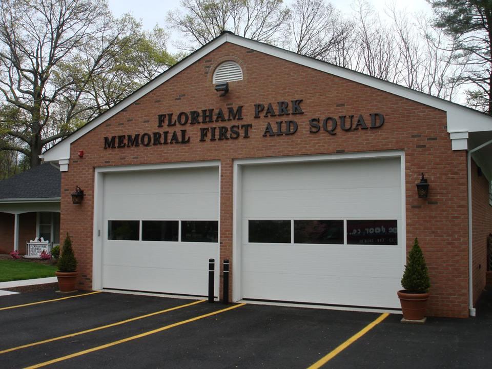 Fire Department Garage Doors