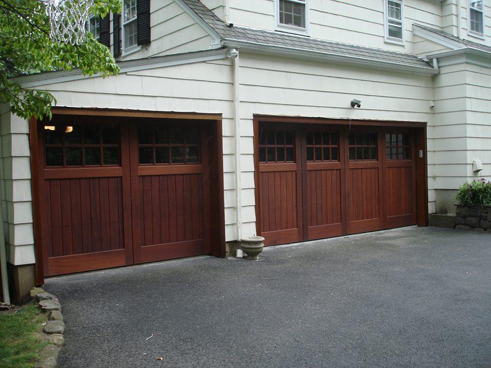 Custom Residential Garage Doors