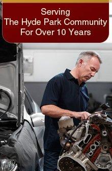 Auto Repair Shop Hyde Park, MA - T&W Auto Repair