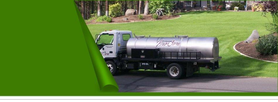 Spokane Pro Care truck