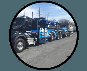 Heavy-duty towing