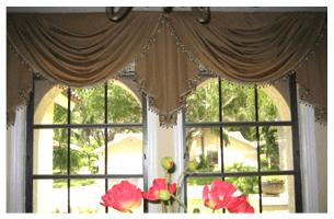 Custom bedding | Cape Coral, Fl | Discover Interiors LLC | 239-549-8300