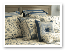 Custom Bedding | Cape Coral, Fl | Discover Interiors | 239-549-8300