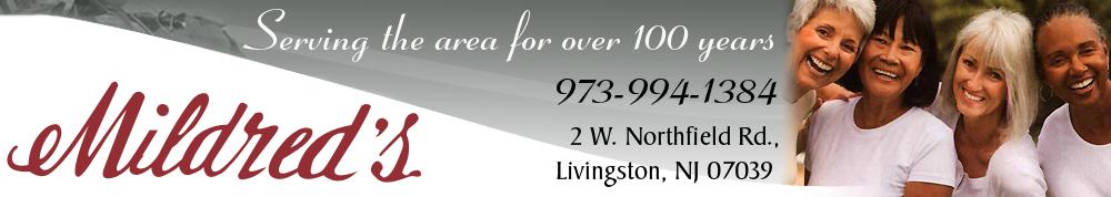 Mildred's - 2 W.Northfield Rd  Livingston,  NJ   07039