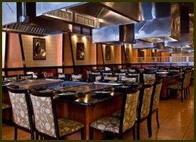 Japanese Steakhouse - York, PA - Fujihana - Hibachi Room