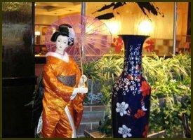 Japanese Restaurant - York, PA - Fujihana -  Water Fall Screen