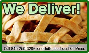 Deli - Putnam County - Bernie's Deli and Catering - We Deliver! Call 845-259-3296 for details about our Deli Menu