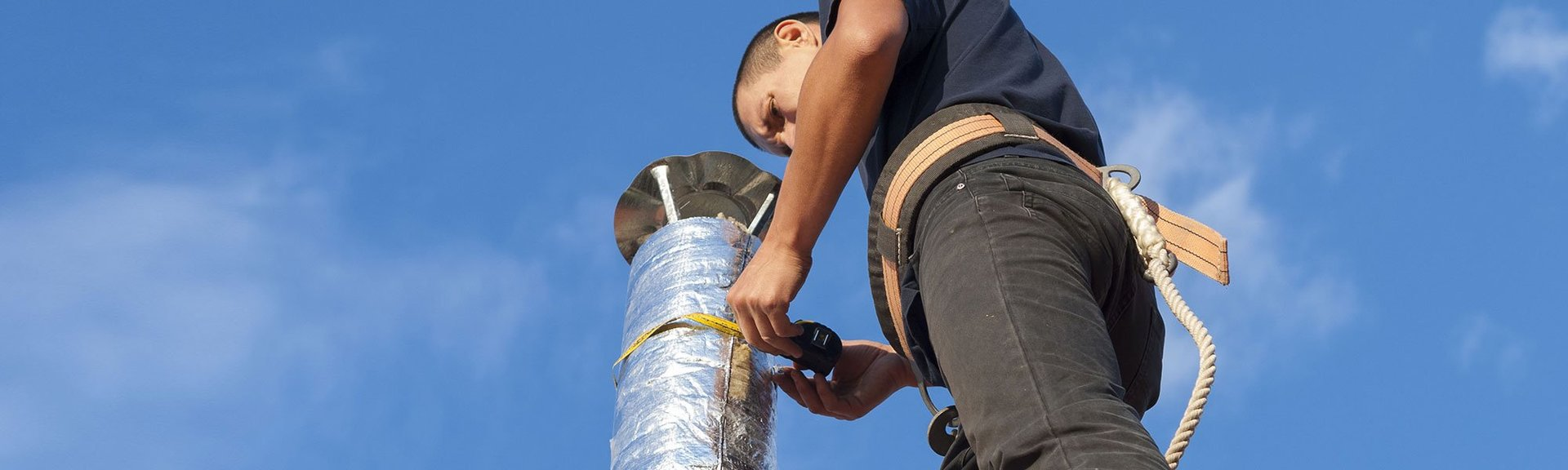 Comprehensive Chimney Work