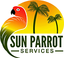 Sun Parrot Pest Services | Logo