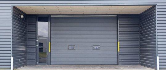 commercial, garage, door