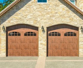 Garage, door