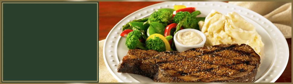 Dinner Menu | Coatesville, PA | The Little Chef Family Restaurant | 610-384-3221