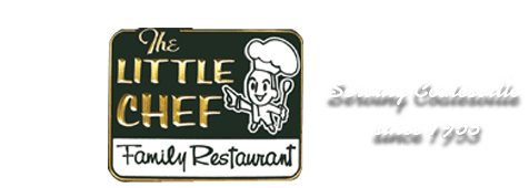 American Restaurant | Coatesville, PA | The Little Chef Family Restaurant | 610-384-3221