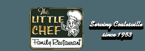 American Restaurant | Coatesville, PA | The Little Chef Family Restaurant | 610-384-3221