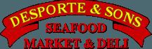 Desporte & Sons Seafood Market & Deli - Logo