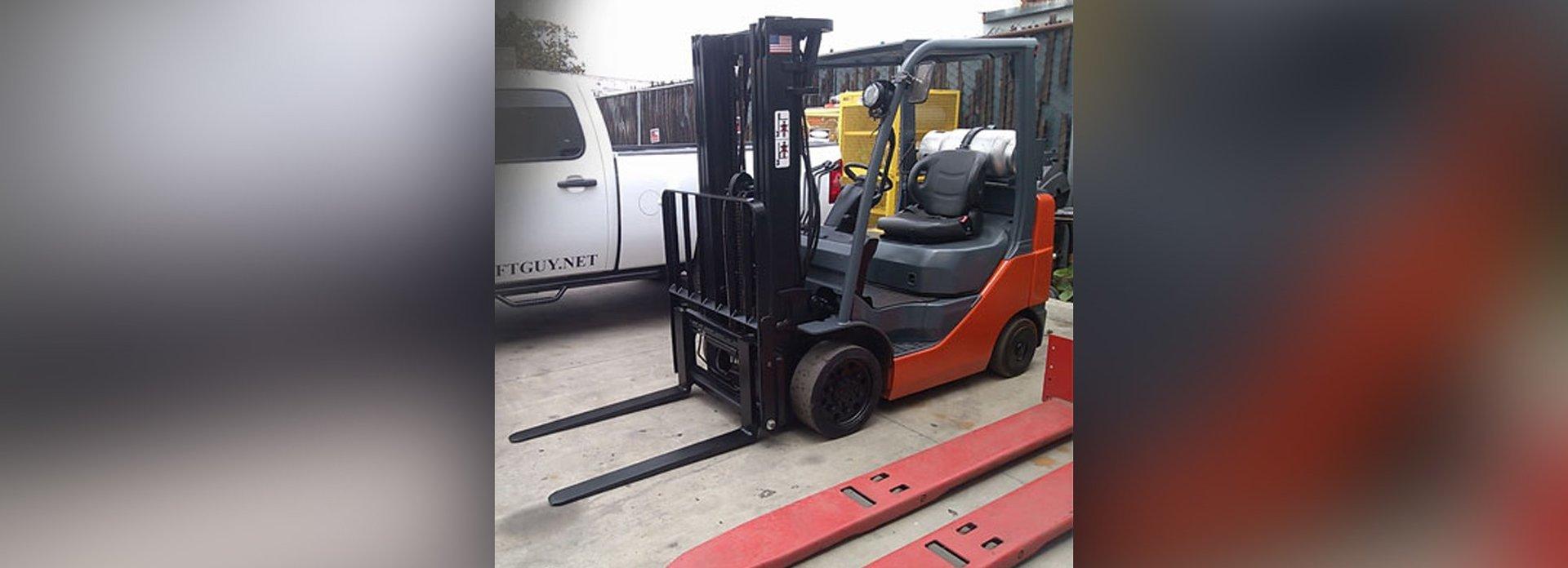 The Forklift Guy Forklift Sales Huntington Beach Ca