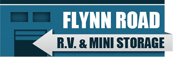 Flynn Road RV & Mini Storage - logo